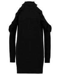 Vestido Jersey Negro de River Island