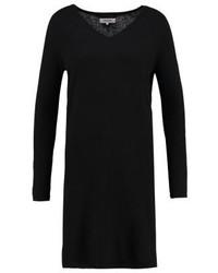Vestido Jersey Negro de Zalando Essentials