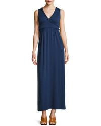 Comprar Un Vestido Largo Azul Marino Elegir Vestidos Largos