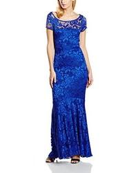 Vestido largo azul de HotSquash