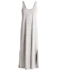 Vestido Largo Gris de By Malene Birger