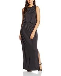 Vestido Largo Negro de Selected Femme