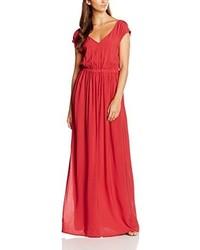 Vestido Largo Rojo de SPRINGFIELD
