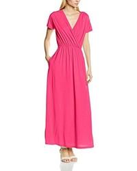 Vestido Largo Rosa de HotSquash