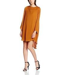 Vestido marrón claro de Vila