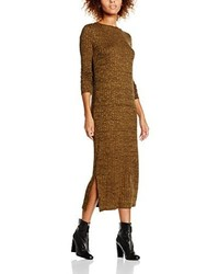 Vestido marrón de Vero Moda