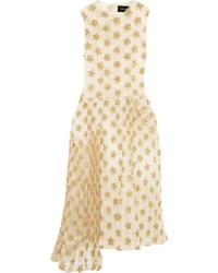 Vestido midi bordado original 9960821