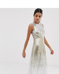 efc07a45905c Comprar un vestido plateado: elegir vestidos plateados más populares ...