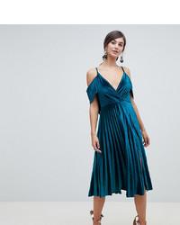 ffcea6740e Comprar un vestido midi plisado  elegir vestidos midi plisados más ...