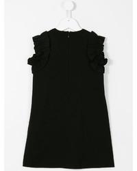 Vestido negro de Il Gufo