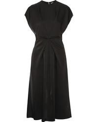 Vestido negro de Loewe