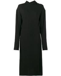 Vestido negro de Marni
