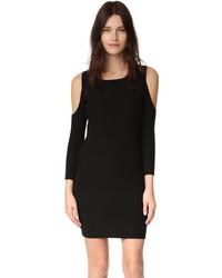 Vestido negro de Rebecca Minkoff