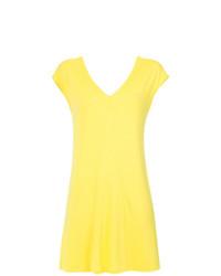 Vestido playero amarillo de Lygia & Nanny