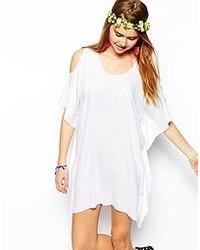 Vestido Playero Blanco de Asos