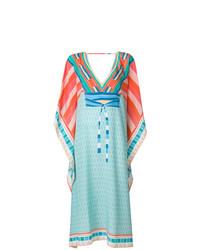 Vestido playero celeste de Karma Beach