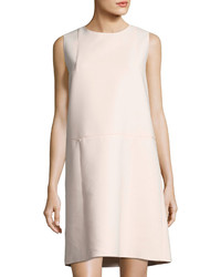 Vestido recto beige original 10076000
