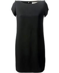 Vestido recto negro original 10071688