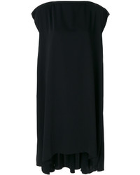 Vestido recto negro de MM6 MAISON MARGIELA