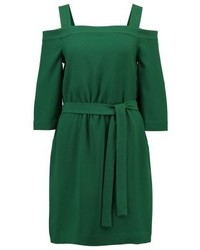 Vestido recto verde de Designers Remix