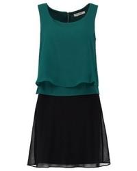 Vestido Recto Verde de Naf Naf