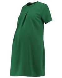 Vestido Recto Verde de Spring Maternity