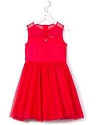 Vestido rojo de Armani Junior