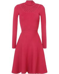 Vestido Rojo de Fendi