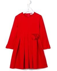 Vestido rojo de Il Gufo