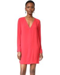 Vestido rojo de Rebecca Minkoff