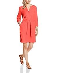 Vestido rojo de s.Oliver