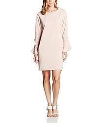 Vestido rosado de Gina Bacconi
