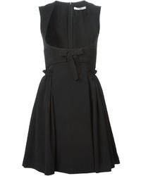 Vestido skater negro de Givenchy