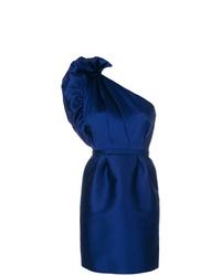 Vestido tubo azul marino de Stella McCartney