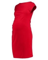Vestido Tubo Rojo de Anna Field