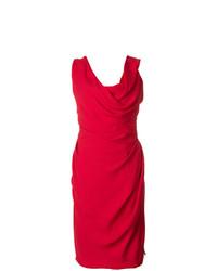 Vestido tubo rojo de Vivienne Westwood Anglomania