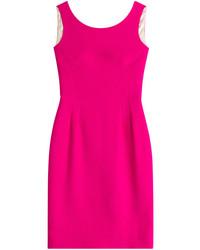 Vestido tubo rosa