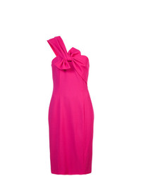 Vestido tubo rosa de Kimora Lee Simmons