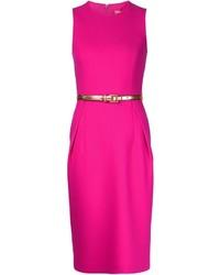 Vestido tubo rosa de Michael Kors