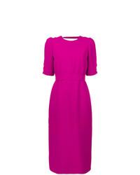 Vestido tubo rosa de N°21