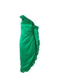 Vestido tubo verde de ATTICO