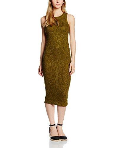 20 Vestido Verde Oliva De Tally Weijl