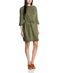 Vestido verde oliva de Vero Moda