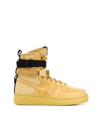 zapatillas hombre amarillas nike