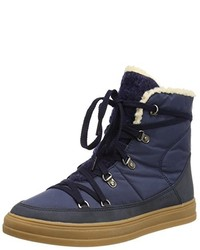 Zapatillas altas azul marino de Esprit