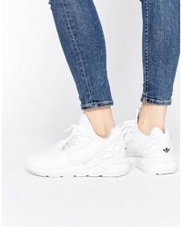 Comprar unas zapatillas altas blancas adidas | Moda para