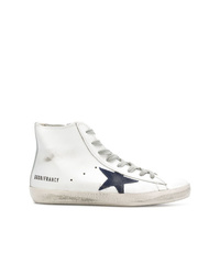 Zapatillas altas blancas de Golden Goose Deluxe Brand