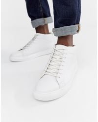 Zapatillas altas blancas de Jack & Jones