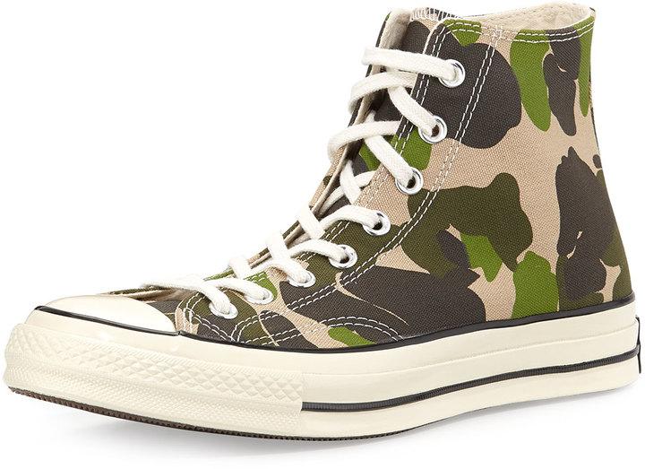 zapatillas converse camuflaje