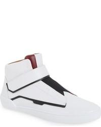 Zapatillas altas de cuero original 540774